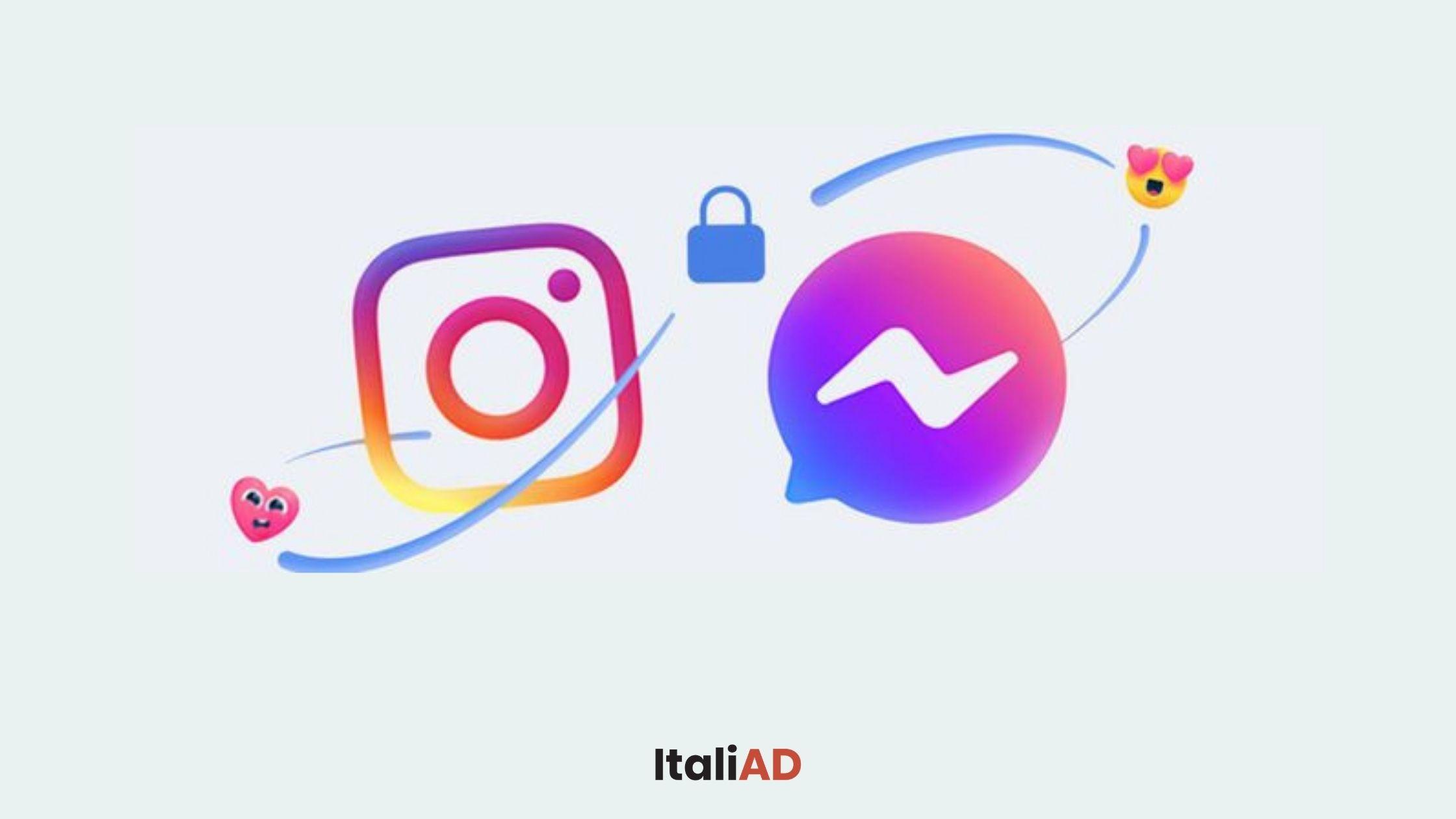 Nuove funzionalità per le chat di Instagram e Messenger