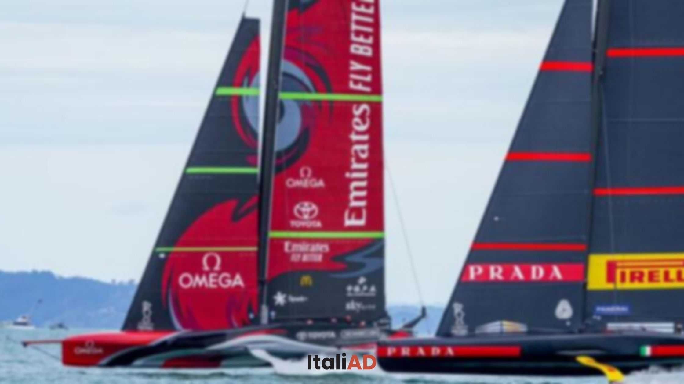 Il marketing e la comunicazione dell'America's Cup